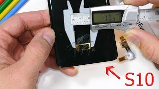 Galaxy S10 Teardown – Does Ultrasonic Measure Up?