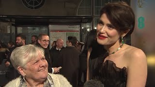 Arterton on BAFTA dress code: