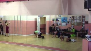 Charlotte Church Call My Name Choreography