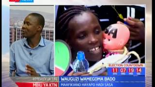 Mbiu ya KTN: Wauguzi wamegoma bado