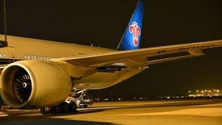 China Southern 777-300ER Economy Class CZ399 Guangzhou to JFK