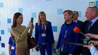 Юрий Иванов показал школу от ЮСИ в Ставрополе Уральским Пельменям
