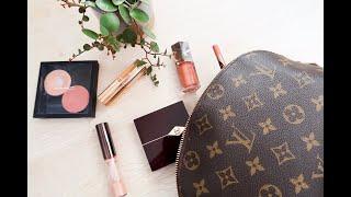 Louis Vuitton Pochette Cosmetique GM |  Inhalt für ein Wochenendtrip