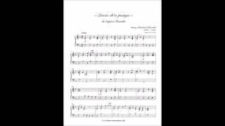 G. F. Handel -  Lascia Ch´io Pianga (arr. Isobel Cooper)