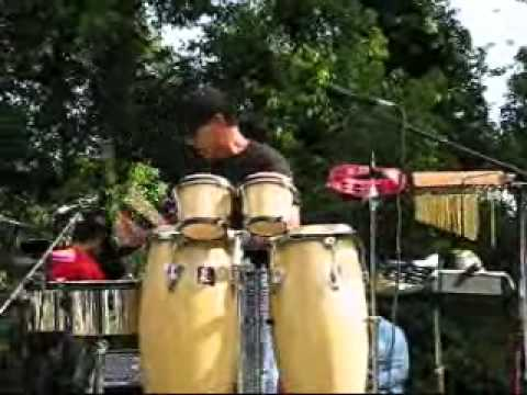 Freddie Navas Perform The Timbales Worship Solo - Mambo Timbal - Live!