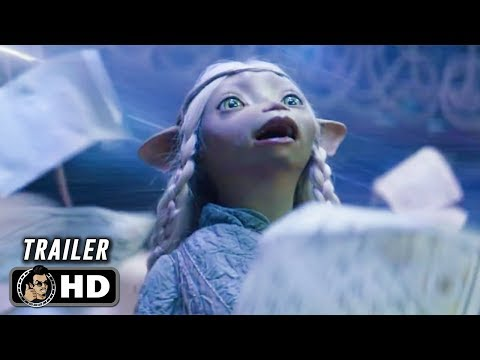 THE DARK CRYSTAL: AGE OF RESISTANCE Official Trailer (HD) Netflix