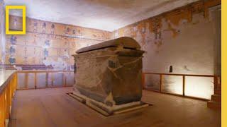 Tutankhamun's True Burial Chamber    Lost Treasures of Egypt
