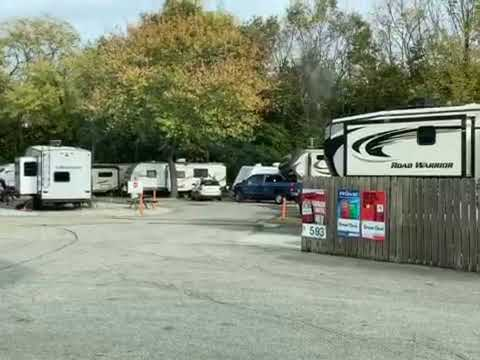 Video Of Louisville North Campground, IN