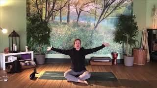 Happy Brain Yoga w/ Sound Healing (Anita)