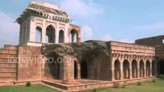 Ashrafi Mahal at Mandu