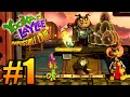 Yooka Laylee And The Impossible Lair Gameplay Walkthrou