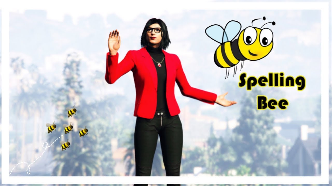 Grand Theft Auto Online Players Run High Stakes Spelling Bee