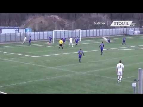 Bramki z meczu Legia Warszawa - Stomil Olsztyn