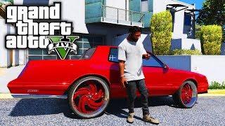 Drug Party & Monte Carlo On 24s! GTA 5 Real Hood Life 3 #44 (Real Life Mod)