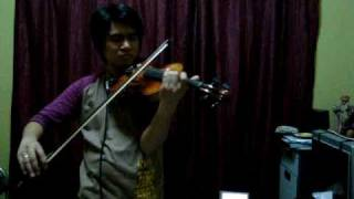 SO ITS YOU - CHRISTIAN BAUTISTA - VIOLIN COVER