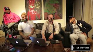The Joe Budden Podcast - #AfterThoughts w/ Eric Bellinger: