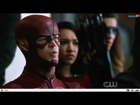 Crisis on Earth X Jax breaks the bad news and everyone is in emotional state :(