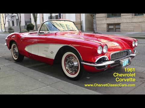 Video of '61 Corvette - N2T4