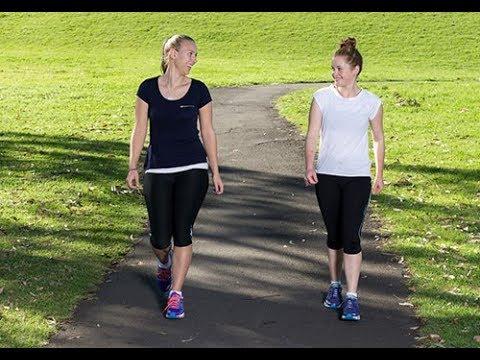 Langkah aerobik untuk video penurunan berat badan untuk pemula