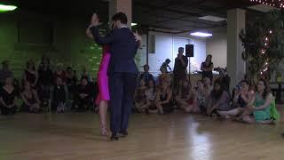 "Maja Petrović  & Marko Miljević  - ""Milonga de mis amores"" - D´Arienzo - 4 (Milonga)"