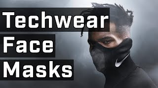 The Best Types Of Face Mask For Techwear