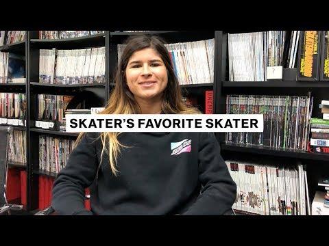 Skater's Favorite Skater   Fabiana Delfino   Transworld Skateboarding