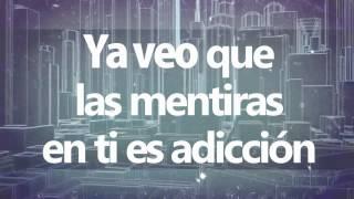 Falso Amor - Makano [Lyric Video]