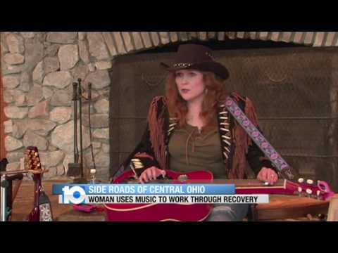 My interview on WBNS10TV. I was in a wreck in 2008 and used music to rehab my right hand after I was told I would never use it again.