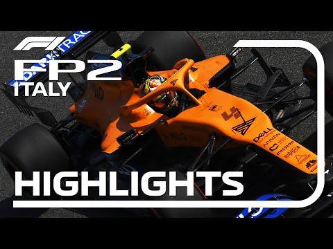 セバスチャン・ベッテルがスリップ F1 2020 第8戦イタリアGP(モンツァ)フリープラクティス2ハイライト動画