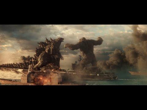 EM CARTAZ | Godzilla vs Kong