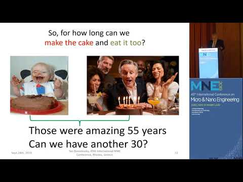 Borodovsky Y. - Moore's Law - Past, Present and Future