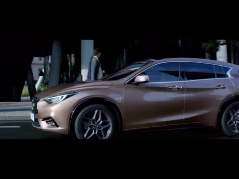 Infiniti  Q30 Хетчбек класса C - рекламное видео 1