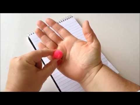 Screenshot of video: Pom Pom Method