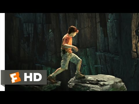 Journey to the Center of the Earth (8/10) Movie CLIP - Floating Rocks (2008) HD