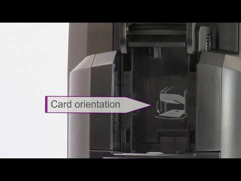 CR805 Retransfer ID Card Printer With Inline Lamination Module