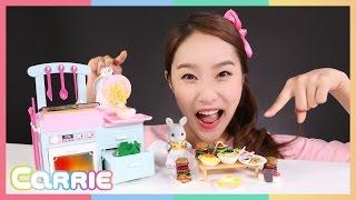 캐리의 시크릿아트 리얼 클레이 미니쿠킹 스튜디오 장난감 소꿉놀이 CarrieAndToys