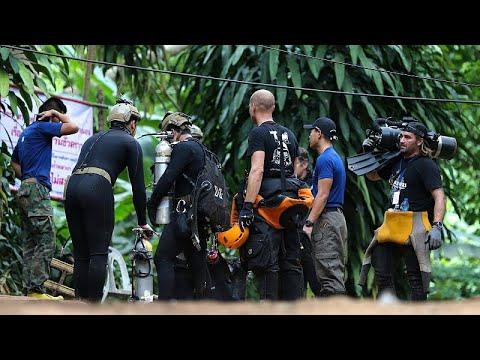 Ταϊλάνδη: Νεκρός διασώστης λόγω έλλειψης οξυγόνου