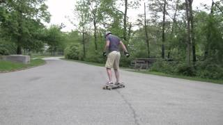Longboarding- What Would Have Been A Rainy Day