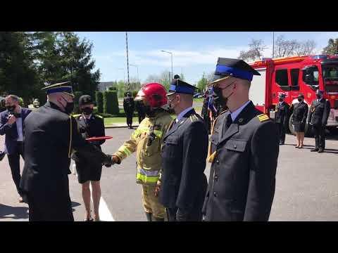 Wideo1: Dzień Strażaka w Lesznie