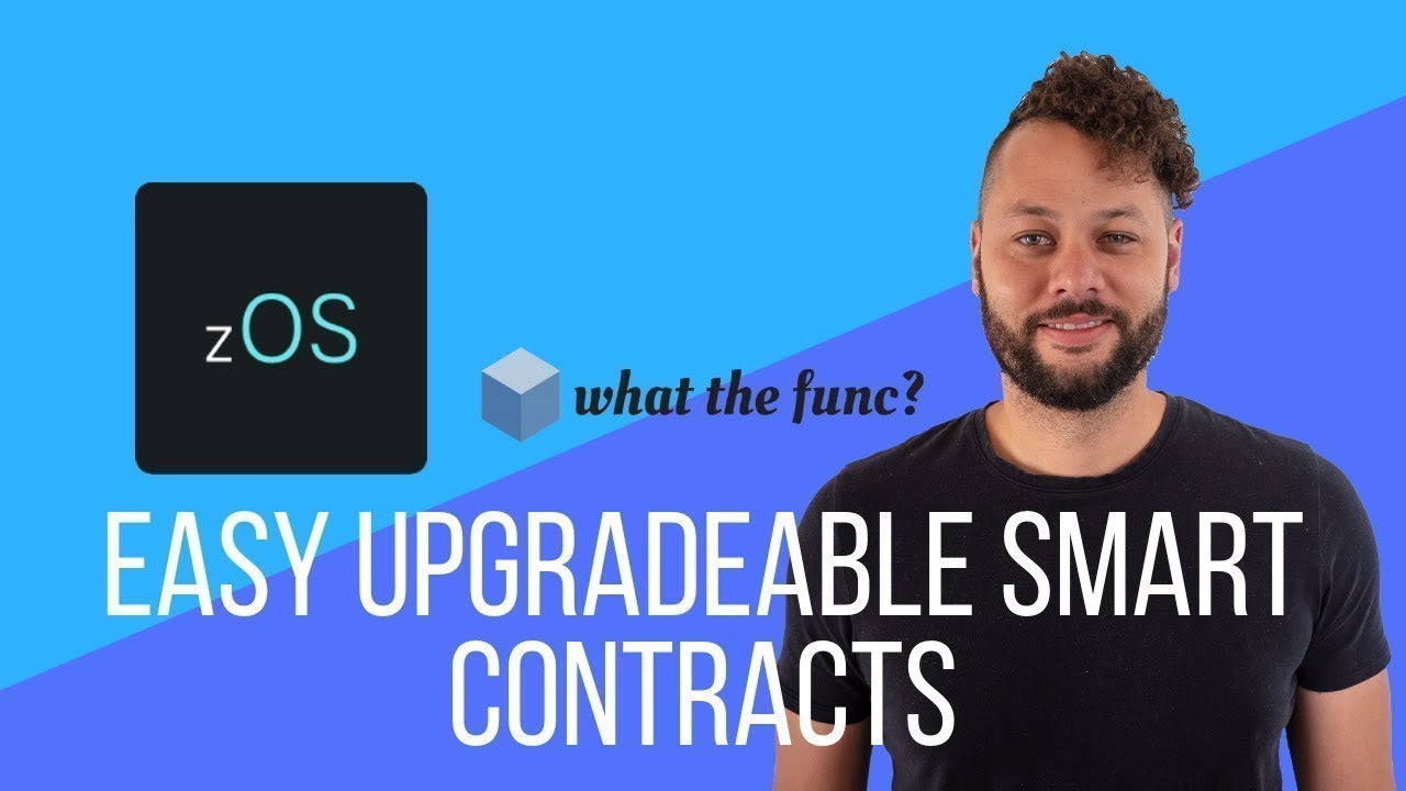 Easy Upgradable Smart Contracts