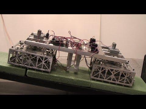 Scalybot 2 Demonstration