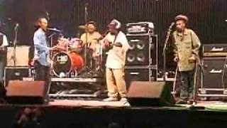 Israel Vibration Natty Dread Live in Sao Paulo Brazil
