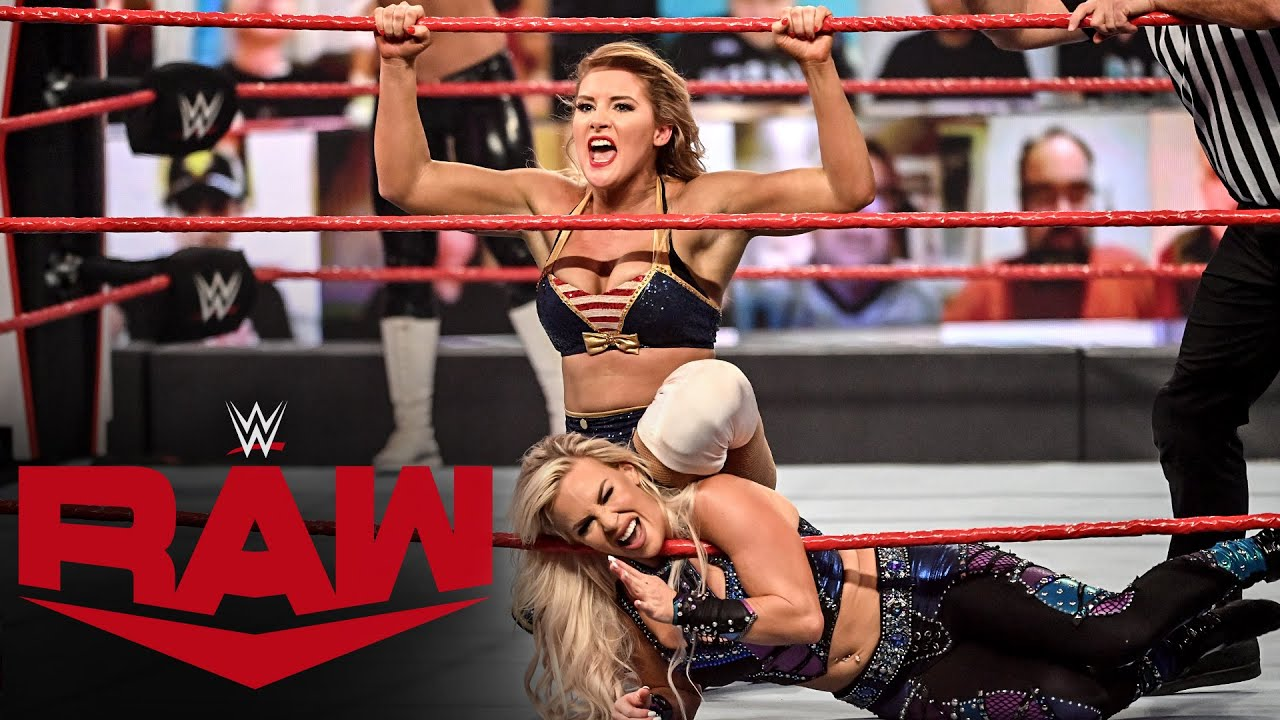 Reason For Match Restart On WWE RAW, Dana Brooke's Condition After Taking Nia Jax Chokeslam