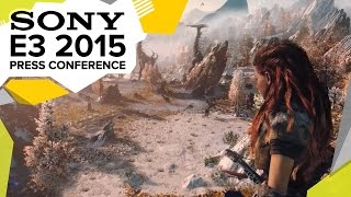 Horizon Zero Dawn Gameplay Trailer  E3 2015 Sony Press Conference