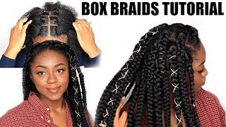 "<center><p>Box Braids Rubber Band Method</p></center>"" />             </div>   </div>   <div class="