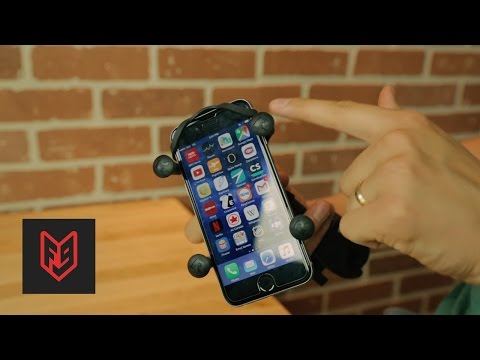 Best Motorcycle Cell Phone Mounts