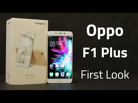 Oppo F1 Plus First Look