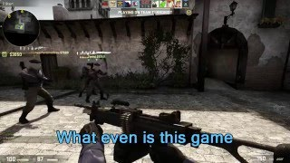 Counter-strike Global offensive: Pain misery and misplays 4