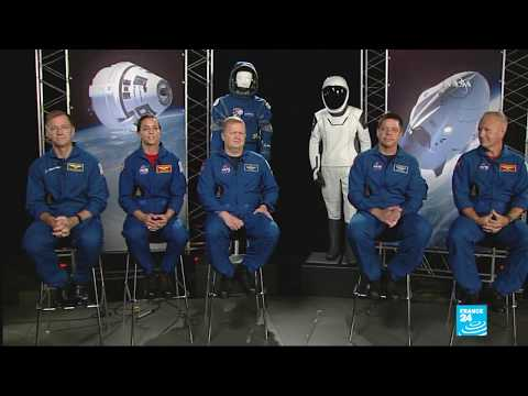 NASA unveils first astronaut crews assigned for commercial flights with SpaceX, Boeing