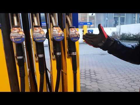Ford der Brennpunkt der 1 Aufwand des Benzins auf 100 km